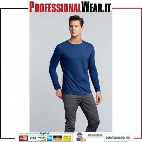Soft Style Maglia G / CM / L 100% Cot 150 gr / m2