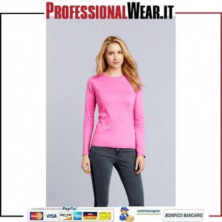 Soft Style Maglia Donna G / CM / L 100% Cot 150 gr / m2
