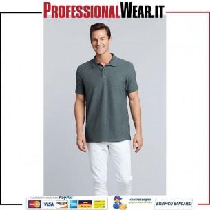 Premium Cotton Polo Piquè M / C 100% Cot. 220 gr / m2