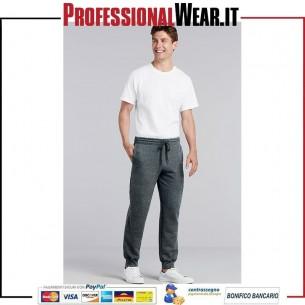 Pesante Miscela Pantalone felpato 50/50% Cot / Pol 271 g