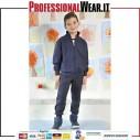 Pantalone Bambino French Terry 100% Culla / Pol 280 gr