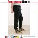 Pantalone felpato Fit 70/30% Culla / Pol 280 gr / m2