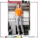 Pantalone Unisex felpato 70/30% Culla / Pol 280 gr / m2