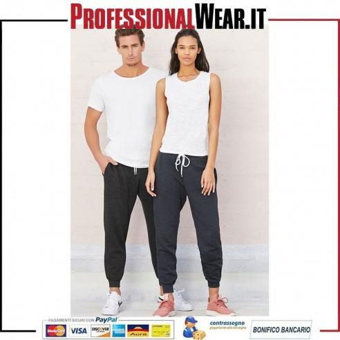 Pantalone Felpato UNISEX con Tasche Bella Canvas 1 €18.77092