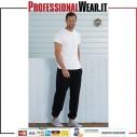 Pantalone felpato 50/50% Culla / Pol 295 gr / m2
