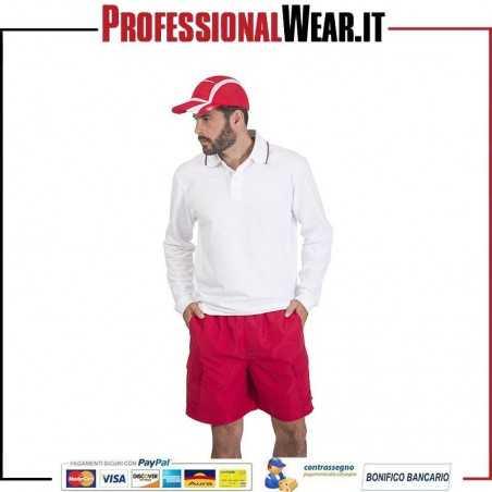 Pantaloncino UOMO Sport Corto Microfibra