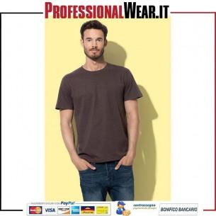 T-Shirt Girocollo UOMO Classic a Manica Corta Stedman 1|€2.85236