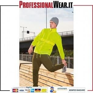 Sirocco Windbreaker 100% nylon taffetà