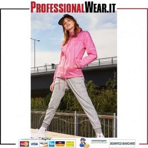 Sirocco Windbreaker Donna 100% Nylon taffetà