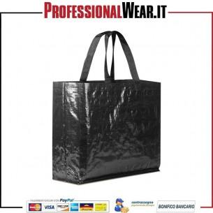 Borsa Shopping M / Lunghi 100% polipropilene 120 gr