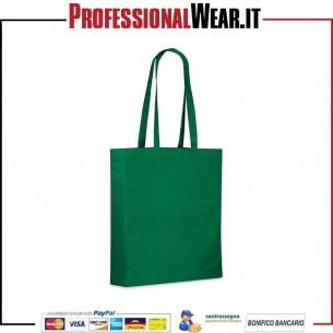 Borsa Shopping 100% Cotone 105 gr / m2