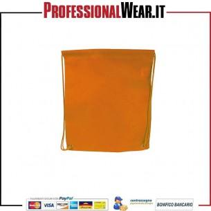 Sacca Zaino 34x41 cm. 100% TNT 95 gr / m2