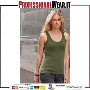 Stretch Canottiera Donna C / T 57/38 / 5% Culla / Pol / Spa