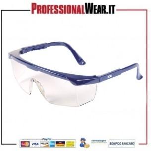 Occhiale protezione COFRA STEELY Cofra 1|€2.299944
