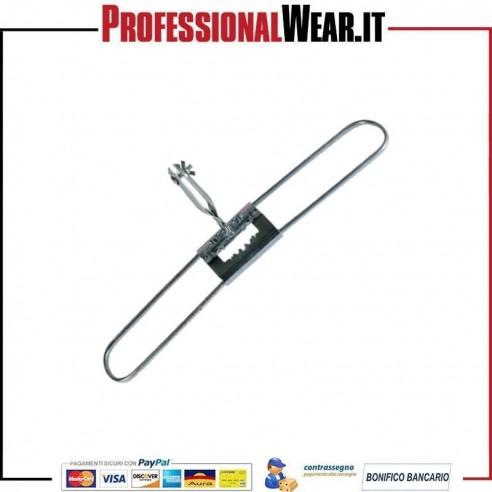 Ricambio telaio per mop in metallo da cm. 40/60/80 1|€5.500048