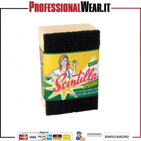 Spugna per cucina scintilla con Retina - Gialla/Verde 1|€1.000034