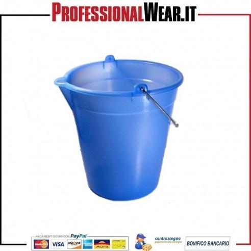 Secchio per pulizie in PLT da 10 LT 1|€2.3546