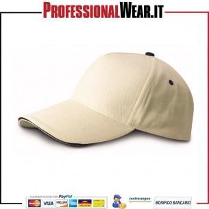 Top Cap 5 Pannelli 100% Cotone West Cap 2|€1.31516