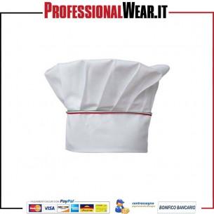 Cappello da Cuoco modello NETTUNO
