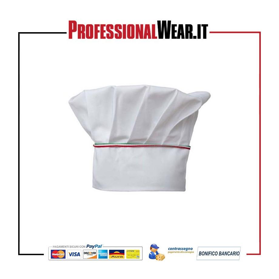 Cappello da Cuoco - ProfessionalWear.it 6db4eb519e73