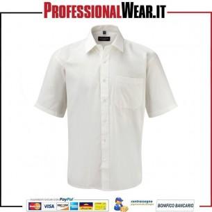 Camicia Uomo per ufficio manica corta Russell RJ937M Russell Europe 3 €19.999948