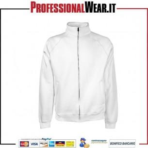 Felpa da UOMO Premium Jacket con Zip Lunga Fruit 4|€21.91364