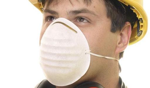 Mascherine protettiva da lavoro